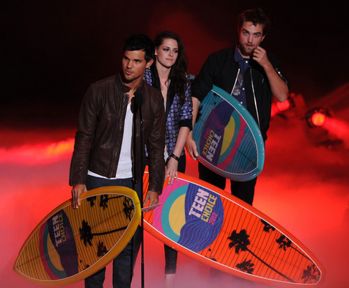 2012 Teen Choice Awards - twilighters Photo