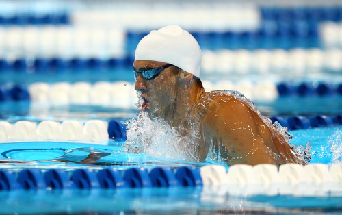 2012 U.S. Olympic Swimming Team Trials - দিন 1