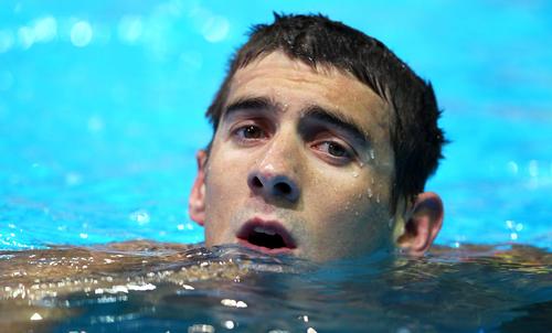 2012 U.S. Olympic Swimming Team Trials - jour 3