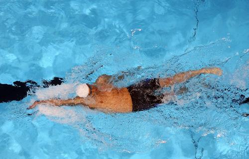 2012 U.S. Olympic Swimming Team Trials - hari 5