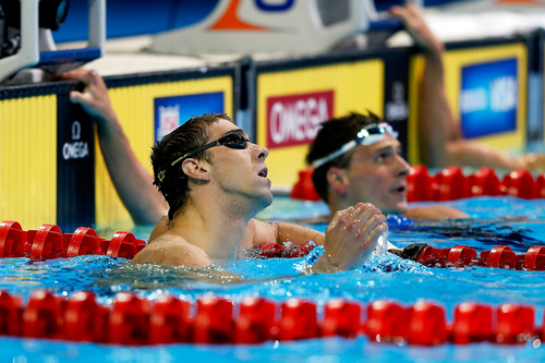 2012 U.S. Olympic Swimming Team Trials - día 5