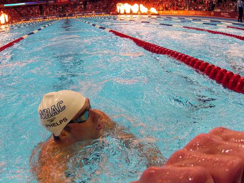 2012 U.S. Olympic Swimming Team Trials - jour 7