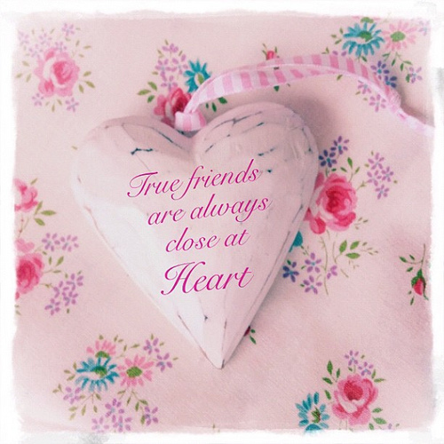 A Friendship cuore For Dear Princess ♥