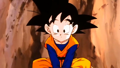 Adorable Even When Serious Goten Foto 31633100 Fanpop