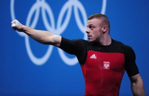 Adrian Zieliński won the 金牌 medal!