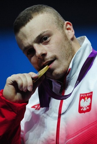 Adrian Zieliński won the vàng medal!