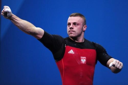 Adrian Zieliński won the or medal!