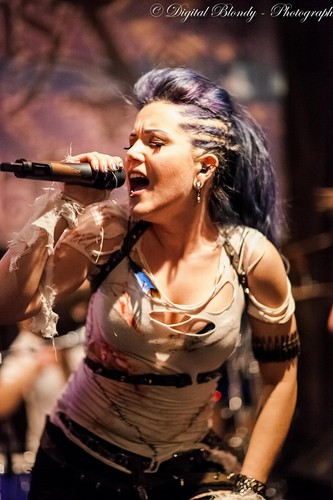 The Agonist images Alissa White Gluz HD wallpaper and ...