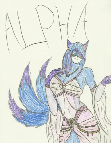 Alpha *4 CyberEchidna*