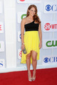 Amanda Righetti at the CBS Showtime CW All-Star Party 2012 - amanda-righetti photo