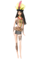Amazonia Barbie® Doll -2009