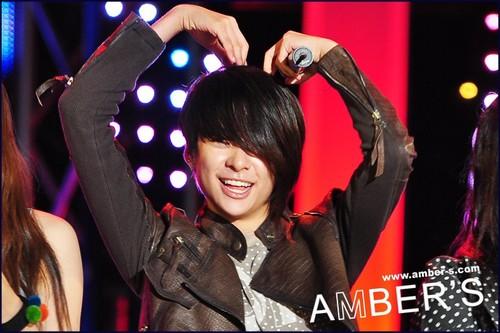 Amber Liu!
