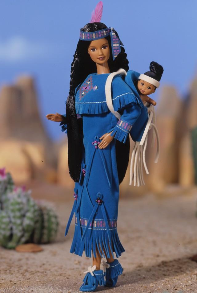 American Indian Barbie 174 Doll 2 1997 Barbie Dolls