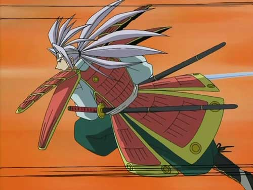 Shaman King karatasi la kupamba ukuta possibly with anime entitled Amidamaru