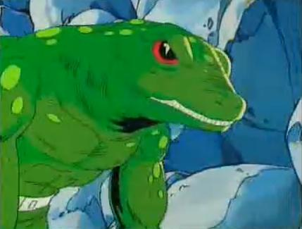 """Amphibius from """"X-men : The Animated Series"""""""