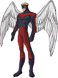 "天使 / Warren Worthington III from ""X-men : Evolution"""