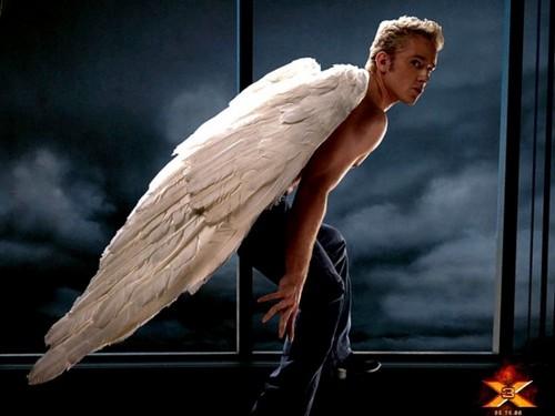 Angel / Warren Worthington III mga wolpeyper