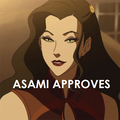Asami Meme - avatar-the-legend-of-korra fan art