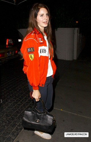 At the chateau Marmont (Aug 01)