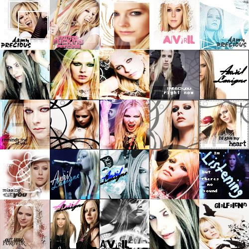 Avril Lavigne :D