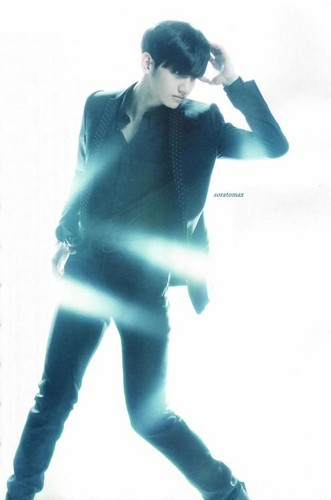 Max Changmin wallpaper probably with a well dressed person, a hip boot, and a legging titled Awesome ^o^