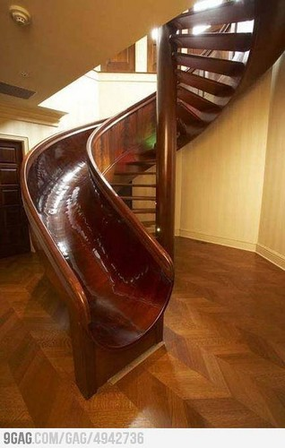 Random wallpaper entitled Awesome staircase