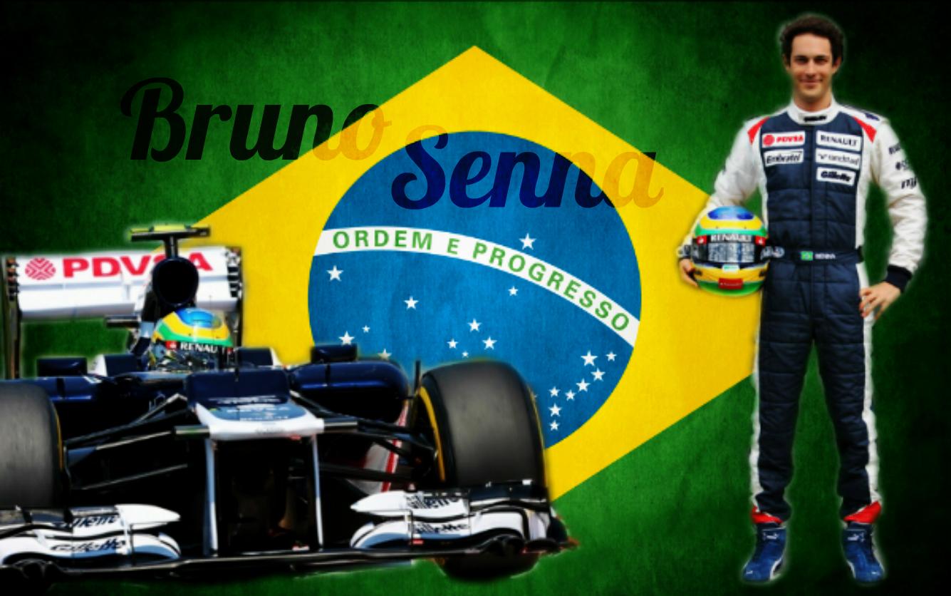 Bruno Senna BSenna Wallpaper