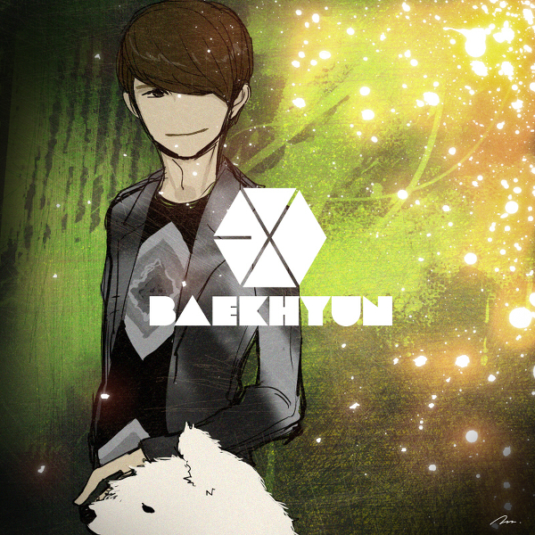 Exo K Gambar Baekhyun Wallpaper And Background Foto 31603156