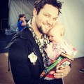 Bam and Tony Hawk's Daughter - bam-margera photo