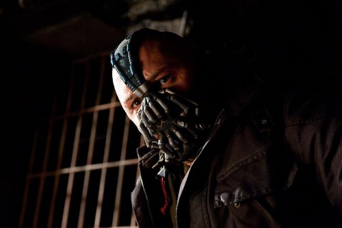 Tom Hardy wallpaper called Bane The Dark Knight Rises