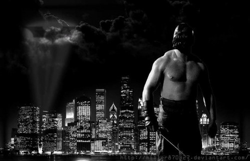 Bane The Dark Knight Rises - tom-hardy Photo