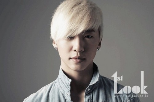 B.A.P 壁纸 containing a portrait titled Bang Yong Guk