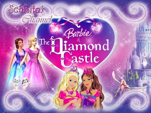 Barbie And The Diamond schloss