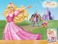 Barbie And The Tree Musketeers - barbie-princess wallpaper