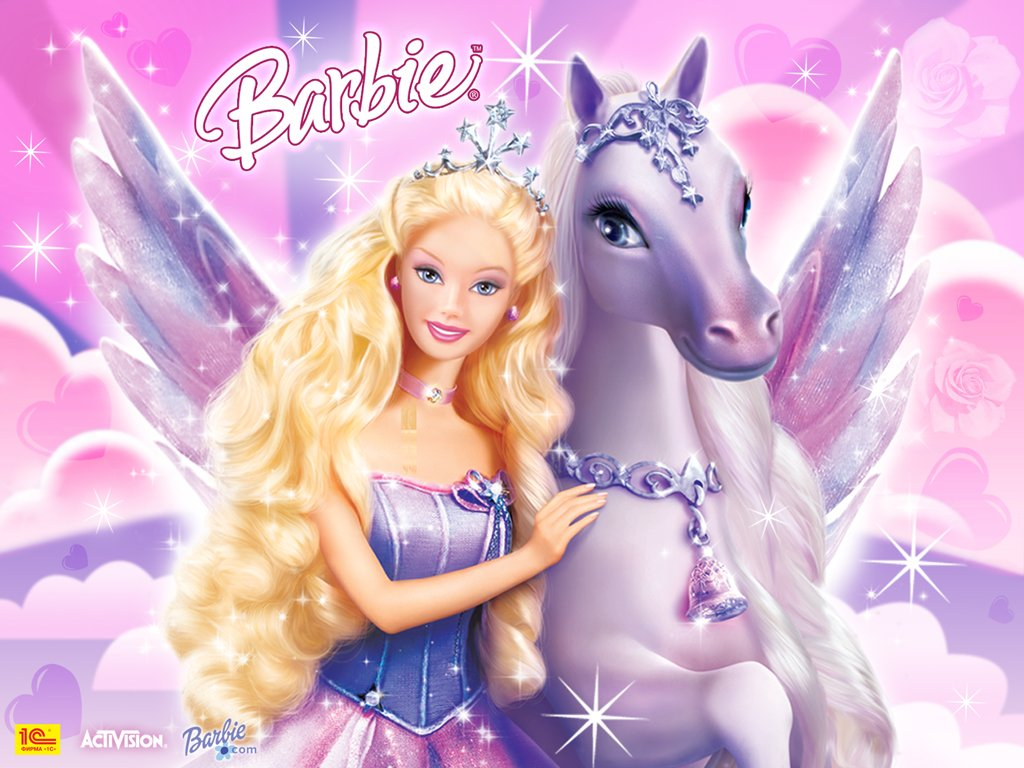 barbie Magic Of The Pegasus
