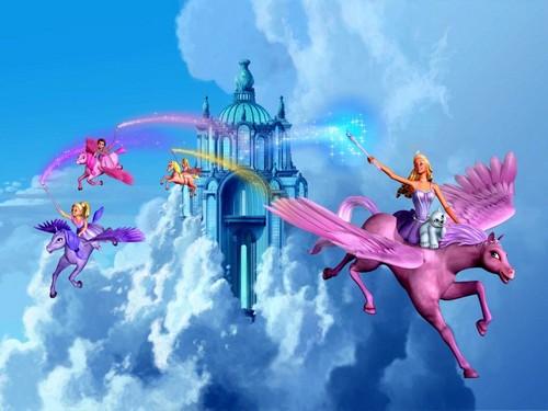 Barbie Magic Of The Pegasus
