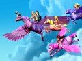 Barbie Magic Of The Pegasus - barbie-princess wallpaper