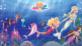 Barbie Mermaid Tale 2 - barbie-princess wallpaper