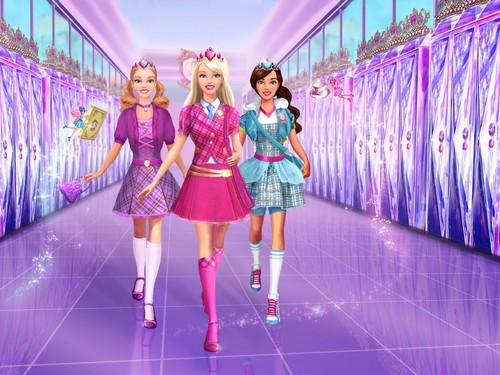 Barbie Princess CharmSchool