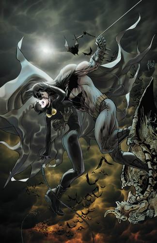 Người dơi & Catwoman