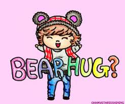 Bearhug anyone?