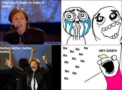 Beatles 2012 olympic ceremony