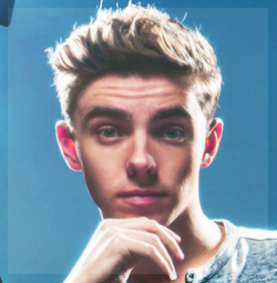 Beautiful Nathan James Sykes &lt;3 - the-wanted Photo