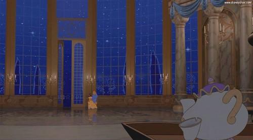 Beauty and the Beast các hình nền