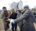 Behind The Scenes Photos By Annie Leibovitz For Disney Parks Campaign [March 5, 2012]