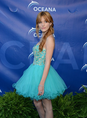 Bella Thorne at the 2012 Oceana's SeaChange Party