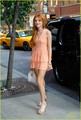 Bella Thorne in New York City on her way to  WPIX studios , 2 august 2012 - bella-thorne photo