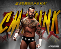 cm-punk - Best in the world wallpaper
