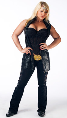 beth phoenix wallpaper containing a hip boot entitled Beth Phoenix Photoshoot Flashback