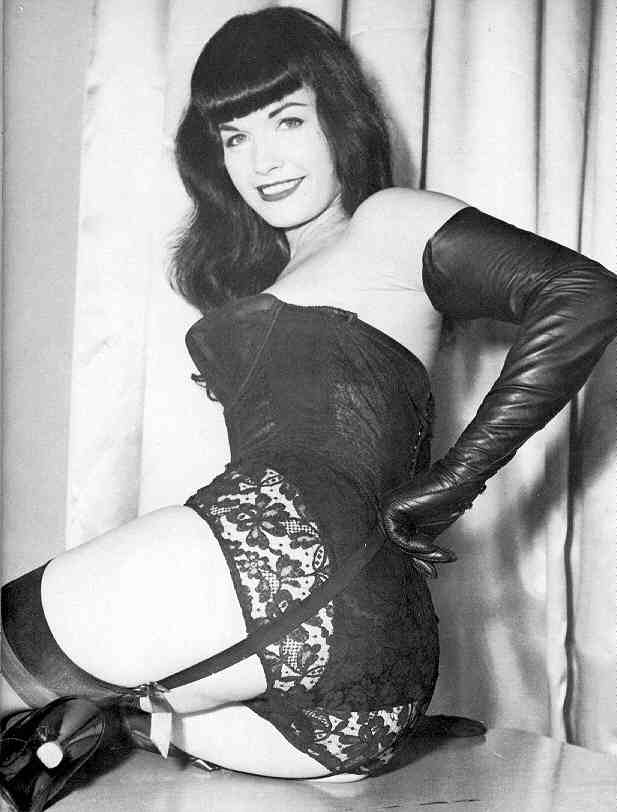 Bettie Page Images Bettie Page Hd Wallpaper And Background